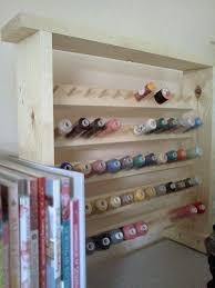 thread rack cotton thread spool and bobbin holder free by thread rack hobby lobby