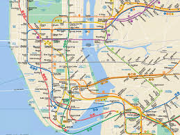 the best coffee shop near every new york city subway stop map