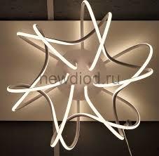 Купить <b>неуправляемый светодиодный светильник</b> LIANA MUSE ...