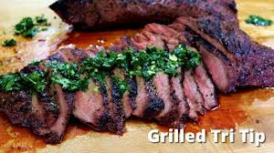 Tri Tip Meat Temperature Chart How To Grill Tri Tip On The Big Green Egg With Malcom Reed