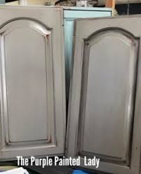 clean your painted and waxed cabinets