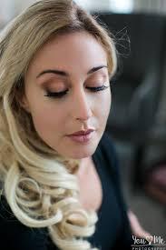 soft and romantic bridal makeup look by chicago makeup artist meghana prasad