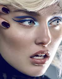 makeup trends at oslo and new york fashion week
