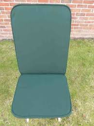 garden furniture cushions green seat pad and back chair cushion 95x42x4