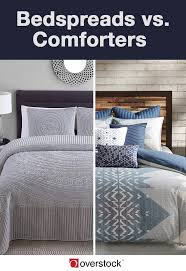 Do You Need a Bedspread or a Comforter? - Overstock.com & Bedspreads vs. Comforters Adamdwight.com