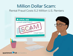 Hunting Rental And Lease Form Gorgeous Million Dollar Scam Rental Fraud Costs 4444 Million US Renters
