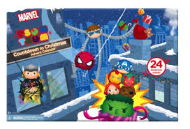 New Marvel Tsum Tsum Advent Calendar to be released for Christmas ...