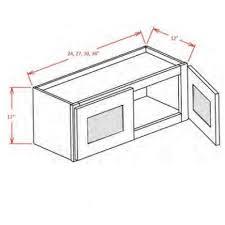 wall cabinet 33 x 12 glass door