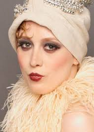 great gatsby 1920s makeup