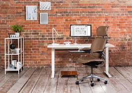 the freedom task chair is the ultimate executive chair with its supportive headrest single handed adjustments and quintessential niels diffrient design