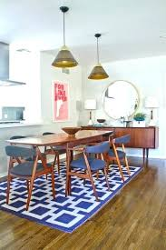 jute rug under kitchen table street residence braided dining