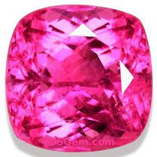 Tourmaline Color Chart Pink Tourmaline Gemstone Information At Ajs Gems