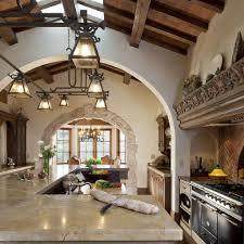 Mediterranean Style Interior for kitchen