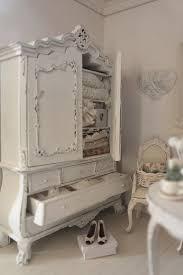 white armoire wardrobe bedroom furniture. La Casa Di Lu Mini Linen Closet Armoire Wardrobe Chest Bedroom. Shabby Chic Bedroom FurnitureAntique White Furniture I