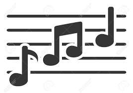 Musical Staff Sign Notes And Musical Staff Royalty Free Cliparts Vectors And Stock