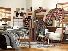 dorm room storage seating and layout