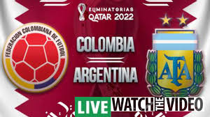 Colombia 2 Argentina 2 LIVE RESULT: Muriel and Borja seal dramatic comeback  to shock Lionel Messi's Albiceleste