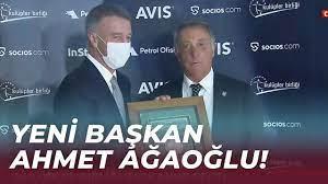 Kulüpler Birliği'nin Yeni Başkanı Ahmet Ağaoğlu Oldu! - YouTube