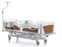 bed side view png. ISIK Hospital Bed With 2 Motors ISFL3200 Faultless-3200 Side View Png H