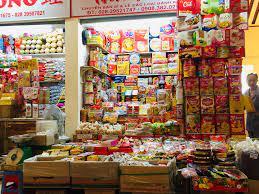 Chùm ảnh] Chợ Lớn bày bán những gì ngày giáp Tết Canh Tý?