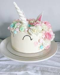 Unicorn Cakes The Latest Birthday Cake Trend Daily Mail Online