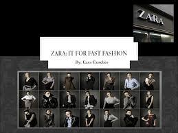 zara case analysis