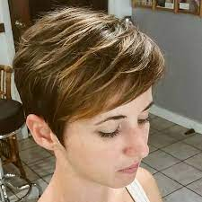 21 flattering pixie haircuts for round