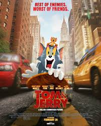Tom & Jerry (2021) - Greatest Movies Wiki