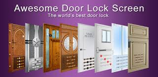Awesome <b>Door Lock Screen</b> - Apps on Google Play