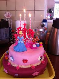 Birthday Cake Designs For 3 Year Olds Birthday Cake For My 3 Years Old Girl Girl Cakes Cake
