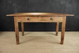 Pine Farmhouse Kitchen Table Two Drawer Pine Farmhouse Kitchen Table Gilboys
