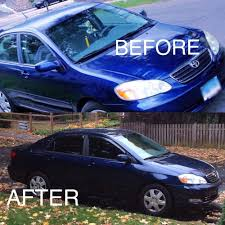 2005 Toyota Corolla LE - 20% Rear, 35% Front - Yelp