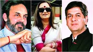Insider Trading case: SEBI bars NDTV promoters Prannoy and Radhika Roy from  securities market for two years