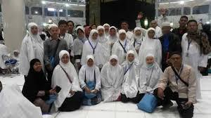 Hasil gambar untuk gambar umroh zara makkah tour