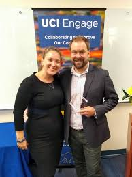 Mark Baldwin Receives UCI Engage Great Partner Award | Informatics @ the  University of California, Irvine