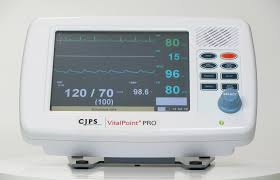 A fullfeatured bedside unit that helps monitor a patientu0027s vital signs  using a multitude of noninvasive sensors is an important tool in helping  maintain a