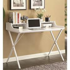 white glass desk  stealasofa furniture outlet los angeles ca
