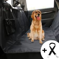 honest outfitters honest dog car seat covers with side flap pet backseat cover