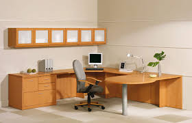 office desks with storage. Wonderful Desks Encompass Series Office Desk Suite With Storage Indiana Furniture Throughout Office Desks With Storage Myofficeonecom