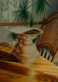 colored pencil still life painting