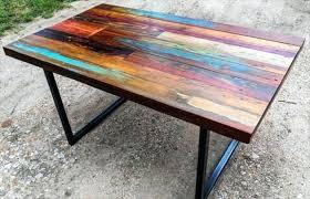 diy pallet iron pipe. Diy Dinning Table Recent Pipe Legs Pallet Dining Furniture Wood  Rustic Iron N