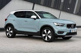 New 2020 Volvo Xc40 Plug In Hybrid Tech Specs And Release
