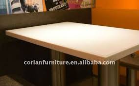 CT4020 Corian Acrylic Solid Surface Restaurant Tabletop Shop For Corian Table Top