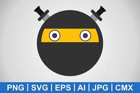 Menu toggle animation by tamino martinius. Vector Ninja Icon 1033060 Icons Design Bundles