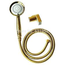 3 spray shower head and hose extension n flexible stainless steel handheld shower head hose and