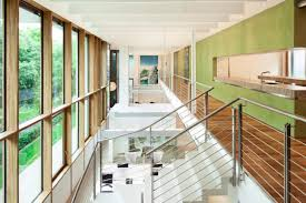 green eco office building interiors natural light. Architecture Green Eco Office Building Interiors Natural Light A