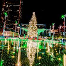 Park Row Lighting Arlington Texas The Best And Brightest Christmas Lights Around Fort Worth In