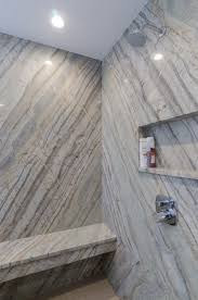 Granite Wall shower idea granite shower walls and seat built in shower 7030 by xevi.us