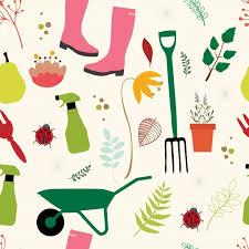 Garden Tools Cute Background Free Stock Photo Public