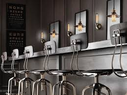 Industrial Pendant Lights For Kitchen Kitchen Lighting Modern Kitchen With Industrial Track Pendant